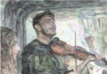Музикантът и неговата притча: забавете ход!