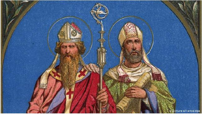 Кирил и Методий - непознатите покровители на Европа