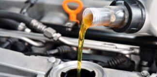 Смяната на маслото понякога е доста солена