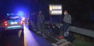 Мигранти са задържани тази нощ от полицията